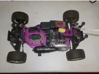 Cen Fun Factor Rally Nitro RC Cars