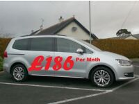 2011 Vw Sharan 2.0Tdi 140bhp Se Dsg, Spacious 7 Seater
