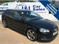 AUDI A3 2.0 SPORTBACK TDI S LINE SPECIAL EDITION 5d 138 BHP A GREAT EXAMPLE INSIDE AND OUT 2012