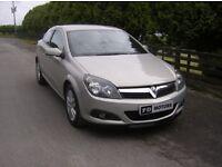 2008 Vauxhall Astra 1.4 SXi 3 Door Sport Hatch 67,000 Miles Full Service History