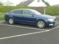 2010 Skoda Superb 1.9Tdi Greenline Only 60k