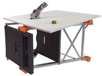 Workbench and Stepladder Multi-Functional 4-in-1