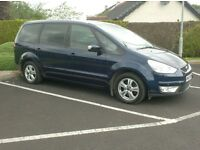 2007 Ford Galaxy Tdci, 125bhp, lovely Spacious 7 Seater
