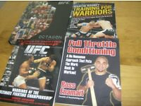 UFC boxing books