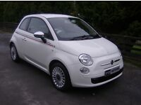 2010 Fiat 500 1.2 POP Only £30 Per Year Road Tax