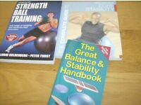 Strength Ball training books