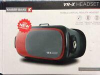 VRX Headset