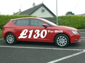 2013 Seat Leon 1.6Tdi Se, with Nav, free tax, full history