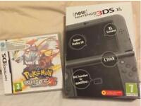 Nintendo 3DS XL (LATEST MODEL) (COMPLETELY BRAND NEW UNOPENED)