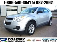 2013 Chevrolet Equinox LS - PST PAID! Remote Keyless Entry, Blue
