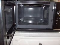 Hotpoint combination microwave oven