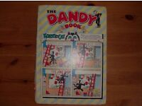 DANDY ANNUAL 1956