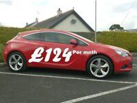 2012 Vauxhall Astra Gtc 2.0Cdti Sri, full History, 19inch Alloys