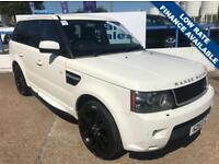 LAND ROVER RANGE ROVER SPORT 3.0 TDV6 HSE 5d AUTO 245 BHP A GREAT EXAMPLE INSIDE AND OUT 2009