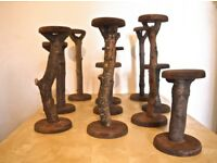 Hat/ jewellery wooden stands