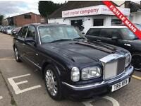 BENTLEY ARNAGE 6.8 RED LABEL 4d AUTO 401 BHP (purple) 2001