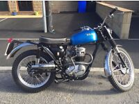 BSA B.40 350cc 1967 Lovely Bike
