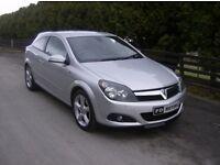 2008 Vauxhall Astra 1.7 CDTi SRi 3 Door Sport Hatch 89,000 Miles With Service History