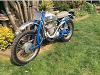 Greeves tes 1963 trials bike