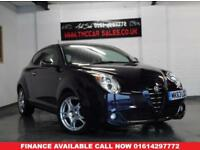 ALFA ROMEO MITO 0.9 TWINAIR DISTINCTIVE 3d 85 BHP FULL SERVICE HIS (black) 2013
