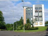 Modern 2 bedroom unfurnished flat to let in Uddingston (Old Glasgow Zoo)