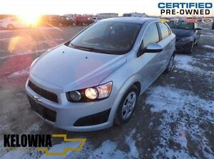 2016 Chevrolet Sonic LT Auto, Reverse Cam, Remote Start, Heated