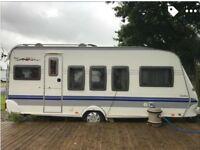 Hobby caravan 2007
