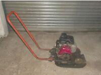 BELLE WACKER COMPACTOR PLATE (Honda Engine) Year 2011