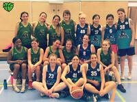 WOMEN'S BASKETBALL LEAGUE - LOOKING FOR PLAYERS