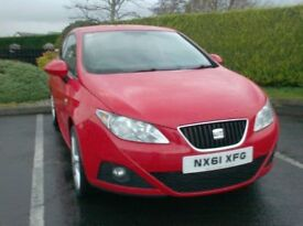 2011 Seat Ibiza 1.6Tdi Cr Sportrider, Ask for Finance