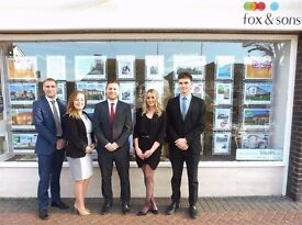 NEW YEAR, NEW CAREER- START 2017 as a Trainee Estate Agent - No Experience Needed. HUGE DISCOUNT!