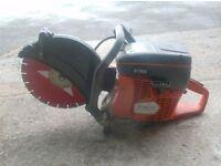 HUSQVARNA K760 2 STROKE PETROL STIHL CUT OFF SAW (cw New Dia Blade) Y2011 & 2012