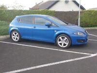 2011 Seat Leon 2.0Tdi Cr Sport, Lovely Colour Totally Mint Car
