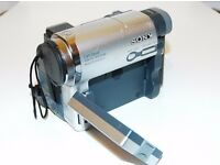 Akin's Used & New Merchandise (DCR-HC14E Sony Camcorder)