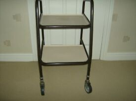 HOME WHEELED TROLLEY