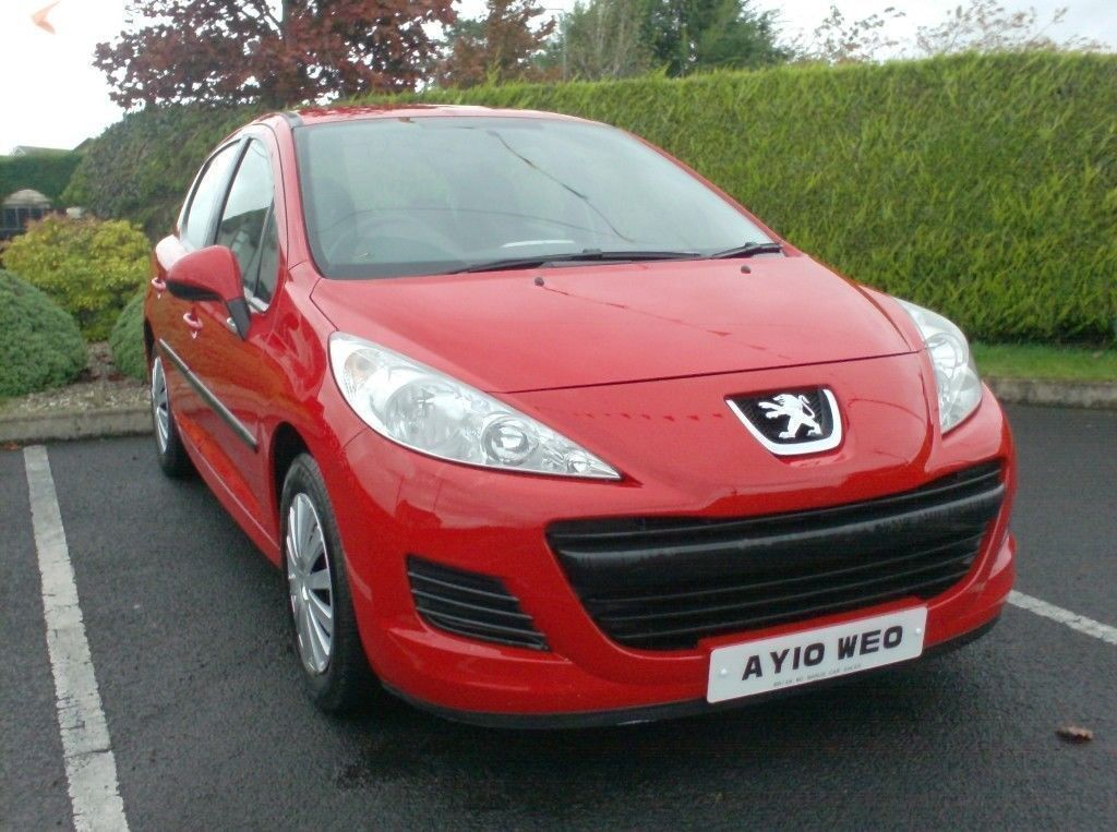 2010 Peugeot 207 1.4Hdi, Full History, £30 to Tax.. | in Dungiven ...