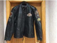 Harley Davidson Leather Jacket ( Brand New)