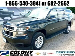 2015 Chevrolet Suburban LT, Rearview Camera, Leather