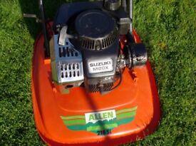 Allen Petrol Hover Mower