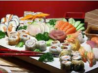 Sushi Chef / Manager / Business Parnter