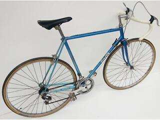 Vintage french Gitane Cycles racing bicycle