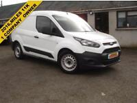 FORD TRANSIT CONNECT 1.6 200 P/V 1d 74 BHP (white) 2016