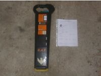 RADIODETECTION MK2 CABLE AVOIDANCE TOOL/CAT DETECTOR SCANNER (Calibrated)