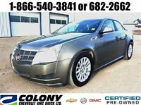 2010 Cadillac CTS 3.0L, AWD - PST PAID!  Heated Front Seats!