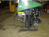 For Sale: John Deere Aercore 1500 field drainage machine.