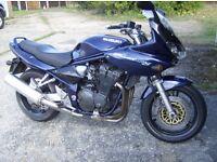 suzuki 1200s bandit 2003 28k miles excellent condition!!! poss swap!!
