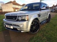 LOW MILEAGE! RANGE ROVER SPORT Land Rover Jeep 4x4 SUV not q7 x5 5 7 series discovery vogue evoque