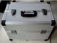 Large Aluminium Camera carrying case