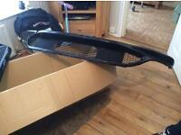 Honda Civic type r 2007 front and rear bumper splitters