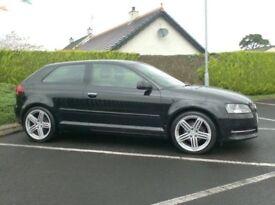 2010 Audi A3 1.6Tdi 3 Door, Free tax, 18inch Alloys.